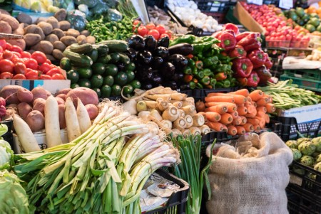Local vs Organic