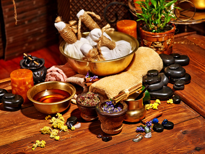 Ayurveda Massage and Siddha Treatments from South of India