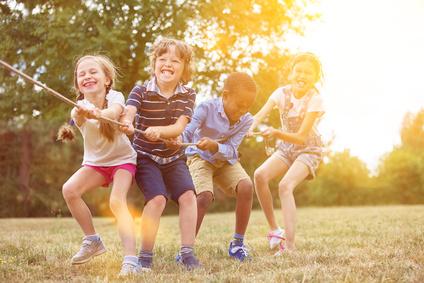 Does stress affect children's development?