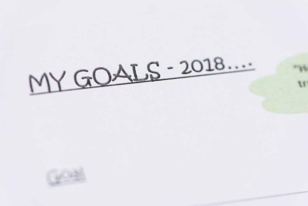 The Importance of Setting Goals
