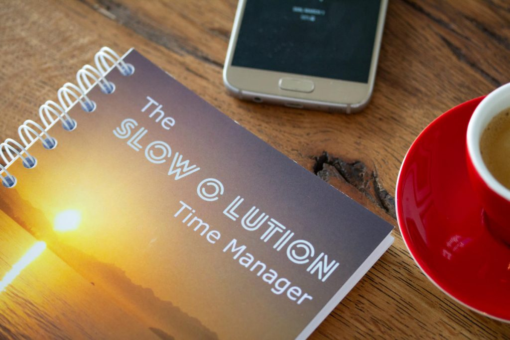 The Slowolution Time Manager