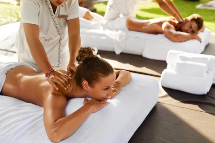 Spa treatments as stress reliever?