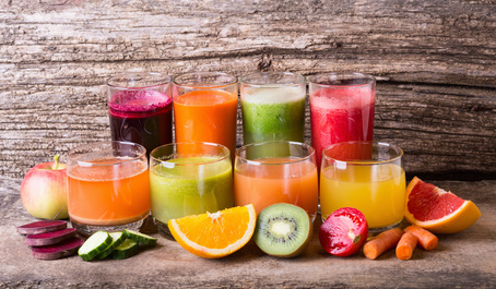Smoothie or Juice – what is the difference