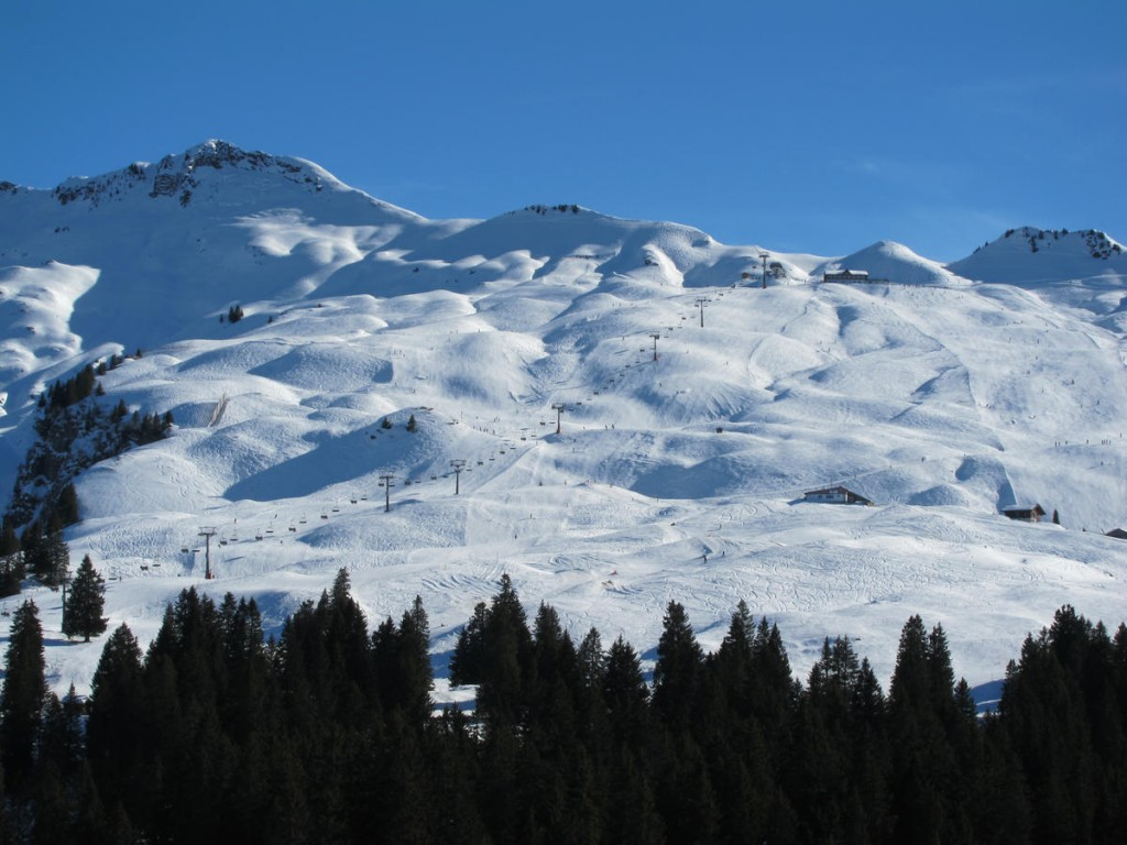 Skiing is not only a Work for your Muscles, it Also Frees your Mind