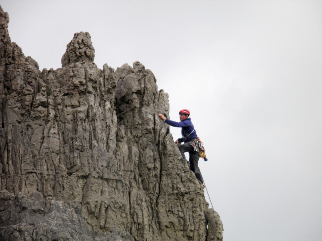Climbing for people with disabilities