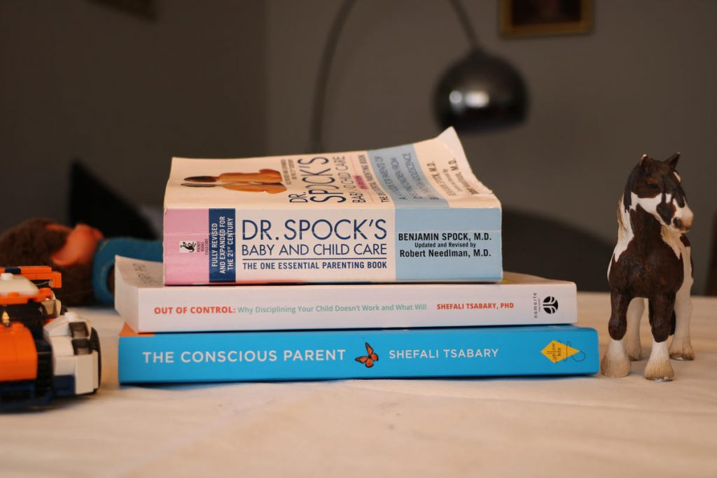 My Favorite Parenting Books