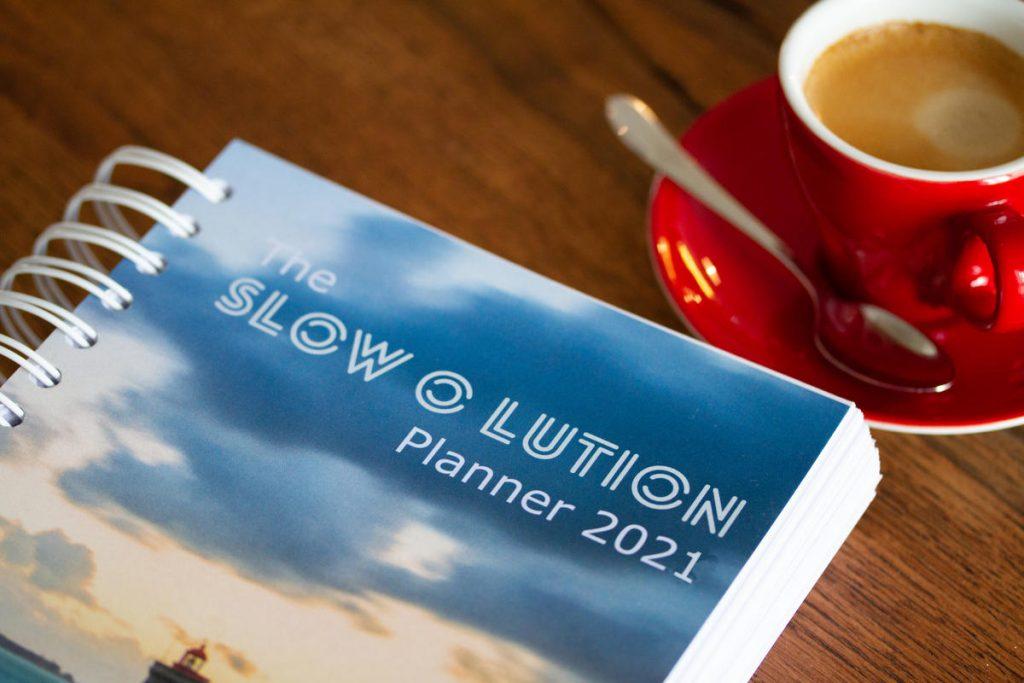 The Slowolution Planner 2021